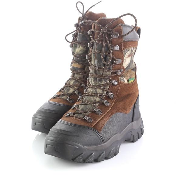 f6e539280a2 Cabelas Dry Plus Camo Hunting Winter Snow Boots